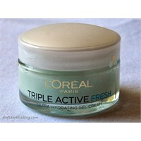Loreal Triple Active Fresh Gel- Cream Nemlendirici