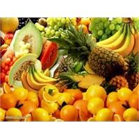 Meyve Ve Sebzeleri Evinizden Eksik Etmeyin