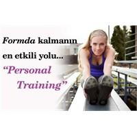 Kişiye Özel Egzersiz – Personal Training