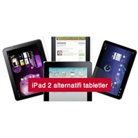 İpad 2 Alternatifi En İyi 3 Tablet