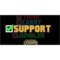 League Of Legends Support Rehberi
