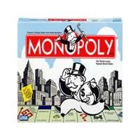 Eğlenceli Ticaret Oyunu : Monopoly