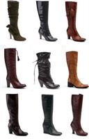 Moda İkonu Olan Dizüstü Çizmeler