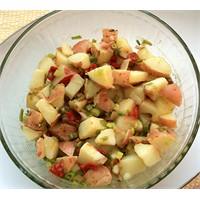 Düşük Kalorili Patates Salatası