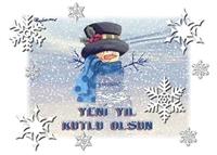 Yeni Yıl Kartpostalları