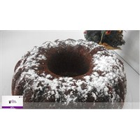 Tahin Pekmezli Çikolatalı Kek