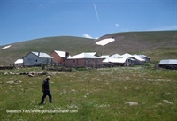Sivas In Koyulhisar İlçesine Bağlı Kalınpınar Yayl