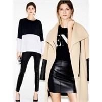 Zara Aralık 2012 Lookbook