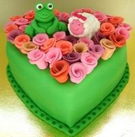 Kurbağa Prens Ve Zuzulu Pasta