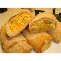 Günün Yemeği: Tavuklu Sebzeli Börek