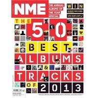 2013'ün En İyi Albümleri Listeleri: Nme Top 50