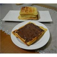 Waffle Yapılışı