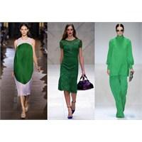 2013 Yılının Rengi: Zümrüt Yeşili