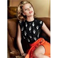 Scarlett Johansson Vogue Us Mayıs Kapağı