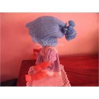 Ponponlu Şapka(Baby Hat)