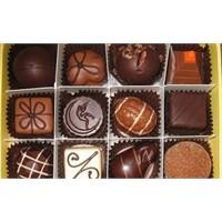 Çikolata Sevenlerden Misiniz?