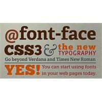 Firefox Font Face Sorunu Çözümü