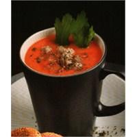 Kremalı Köfte Çorbası