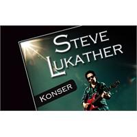 Steve Lukather 29 Kasım 2011 Akşamı İstanbul'da