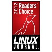 Linux Journal Okuyucuların Seçimi Ödülleri 2012