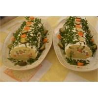 Dilimli Patates Salatası