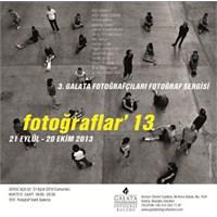 """""""Fotoğraflar 13"""" Sergisi Galata Fotoğrafhanesi'nde"""