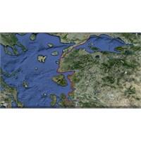 Tekirdağ'dan- İzmir'e Gerçekleştirilen Kıyı Seyri