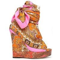 2012 Yaz Ayakkabı Trendleri