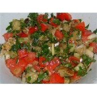 Günün Tarifi: Patlıcan Salatası Tarifi