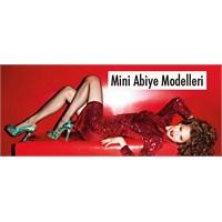 Mini Abiye Elbiseler