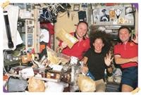 Uzayda Bir Gün Nasıl Geçiyor
