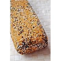 Susam Çörek Otlu Mantolu Mısır Unlu Kek