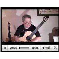 İnternette Türkçe Klasik Gitar Sitesi Açıldı