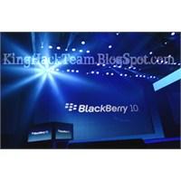 Video- Blackberry Beklenen Tanıtımını Yaptı!