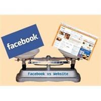 Facebook Sayfası Mı Yoksa Websitesi Açmak Mı?