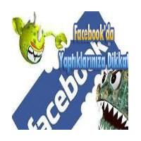Facebook'ta Yaptıklarınıza Dikkat