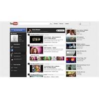 Google'dan Sosyal Ağlarla Bütünleşik Yeni Youtube