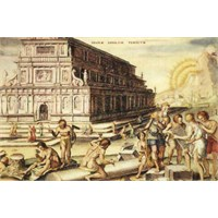 """Dünyanın Yedi Harikası""""Efes Artemis Tapınağı"""""""