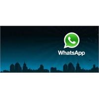 Whatsapp'da İstenmeyen Kişiden Gelen Mesaj Gerilim