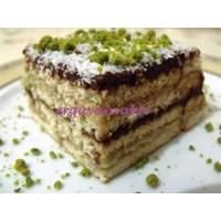 Pudingli Bisküvili Pratik Pasta