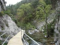Sapadere Kanyonu-alanya-antalya
