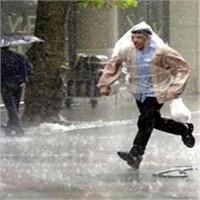 Yağmurda Koşan Daha Çok Islanır
