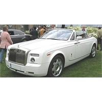 Rolls-royce Phantom Un Güzelliği Detaylarında...