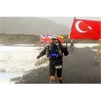 Ultra Maraton Koşucusu Grand Slam Ünvanlı İlk Türk