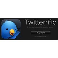 Twitterrific 5 İos İçin Yayınlandı