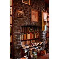 Şöminede Kitaplar!