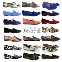 Yükselen Trend: Loafer Ayakkabılar