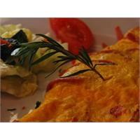 Salamlı Omlet Tarifi