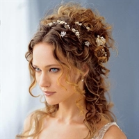 En Güzel Gelin Saçı Modelleri