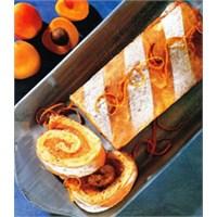 Kayısılı Ve Portakallı Pasta